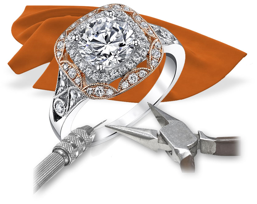 Ring and Jewelry Repair